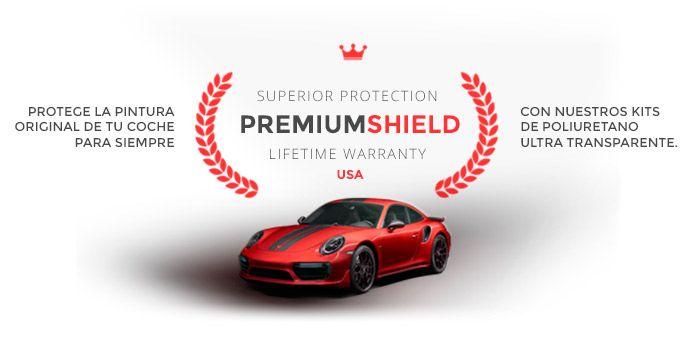 Garantía de por vida PremiumShield