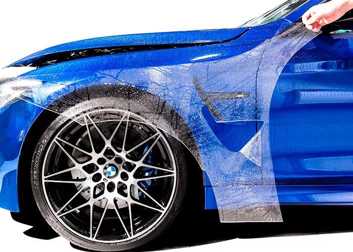 Proteger la pintura original del coche