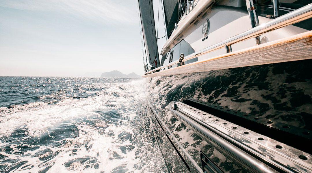 PPF: Film protección barcos