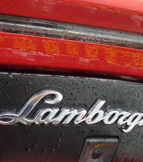 Instalación PPF en Lamborghini Aventador